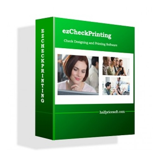 EzCheckPrinting Software Increases Productivity for QuickBooks Customers by Offering New Check Formats